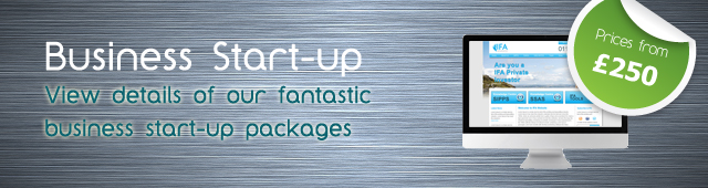 Business Startup Website Package